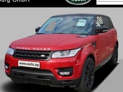 second-hand Land Rover Range Rover Sport HSE DYNAMIC PANODACH AHK