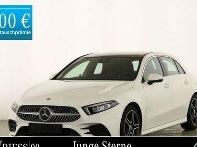 gebraucht Mercedes A250 4M AMG MBUX Pano LED DAB 7G Umtauschprämi