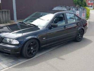 gebraucht BMW 2000 3 er bjtuv bis 01.2020