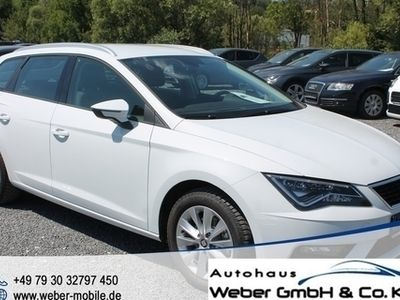 gebraucht Seat Leon ST 1.5 TSI *Style*WLTP*LED*Convenience-Paket*Dachreling*