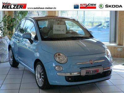 gebraucht Fiat 500 0.9 TwinAir Lounge +Panoramadach+
