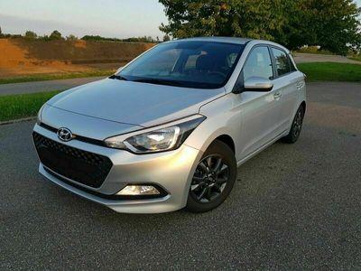 gebraucht Hyundai i20 1.2 YES! /1- Hand/Klima/Alufelgen