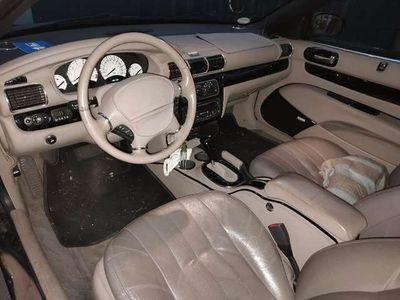 gebraucht Chrysler Sebring Cabriolet 2.7 LX