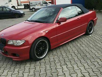 gebraucht BMW 330 Cabriolet e46 i
