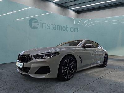 gebraucht BMW M850 M8i xDrive Gran Coupe Leasing ab 999-- Laserlicht Harman & Kardon