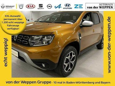 gebraucht Dacia Duster Blue dCi 115 2WD Prestige, Gebrauchtwagen, bei Autohaus von der Weppen GmbH & Co. KG