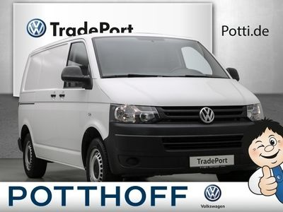 gebraucht VW Transporter T5Kasten 2.0 TDI 1.Hand/Klima (Navi Zentralverriegel