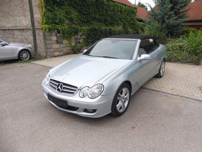 gebraucht Mercedes CLK200 Kompressor KE18ML Cabrio (BM 209)