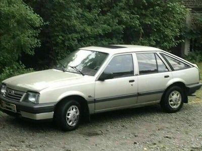 gebraucht Opel Ascona C-CC