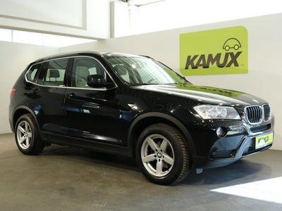 gebraucht BMW X3 xDrive20i Automatik +Panorama +Navi +Leder +1.Hand