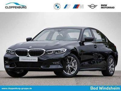 gebraucht BMW 330e Verf. ab Jan´21 Sport LED PARK-ASSIST NAVI TEMPOMAT DAB HIFI -