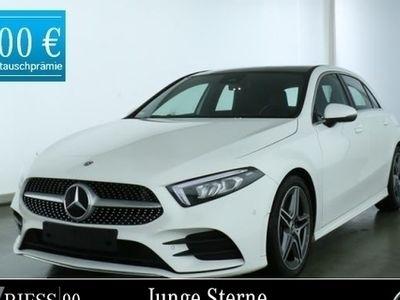 gebraucht Mercedes A250 AMG MBUX Pano Ambi Pre Navi DAB LED 18''