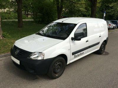 gebraucht Dacia Logan Express 1.6*Euro5*AHK*