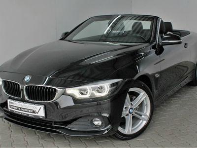 gebraucht BMW 420 i Cabrio Advantage