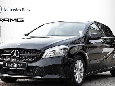 gebraucht Mercedes A180 **Style**Parktronic*Navi*Tempomat*Klima*