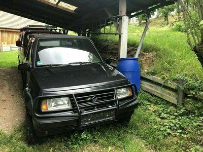 gebraucht Suzuki Vitara 1,6L