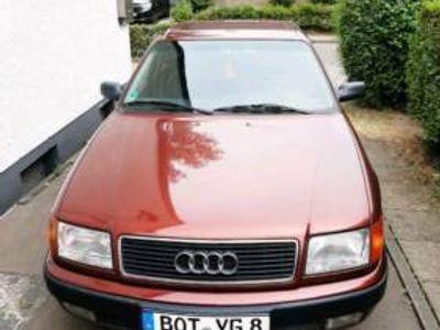 gebraucht Audi 100 Fast Oldtaimervon Bj 1992