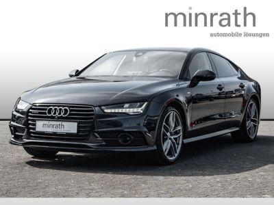 gebraucht Audi A7 Sportback S line Sel 3.0 TDI qu AHK+MATIX+BOSE