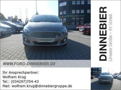 gebraucht Ford S-MAX Titanium 2.0 TDCi 110 kW AHK elektr. Front-u.Rückkamera Gebrauchtwagen, bei Autohaus Dinnebier GmbH