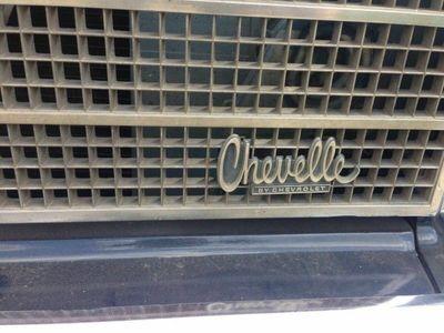 gebraucht Chevrolet Chevelle MalibuUsCar kein V8