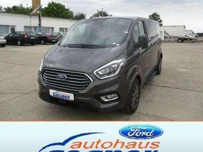 gebraucht Ford Custom Tourneo320 L2H1 VA MH Titanium X