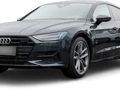 gebraucht Audi A7 A750 TDI Q 2x S-LINE UPE99 LM20 LEDER eSITZE STDHZG AHK