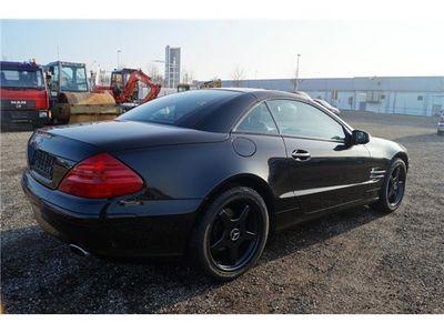 gebraucht Mercedes SL350 Automatik Comand, Scheckheft, Einparkhilfe