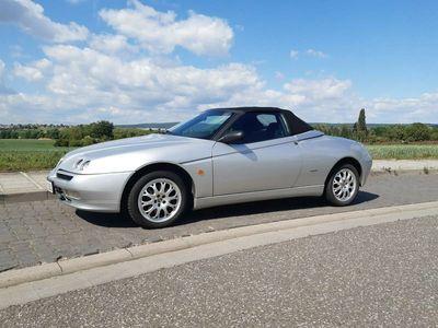 gebraucht Alfa Romeo Spider 2.0 Twin Spark, 1. Hand, TÜV/AU **NEU**