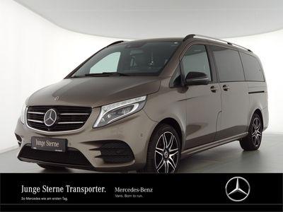 gebraucht Mercedes V250 d EXED/L 4x4 Exclusive Ed. lang 6-Sitzer