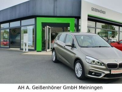 gebraucht BMW 220 Active Tourer i Luxury Line - Aus 1. Hand