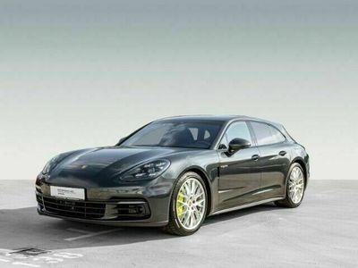 gebraucht Porsche Panamera 4 E-Hybrid Sport Turismo PCCB Burmester