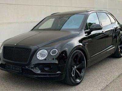 gebraucht Bentley Bentayga 6.0 W12 4WD*MULLINER*BLACK*NP: 309.000€