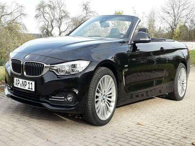 gebraucht BMW 435 4er Cabrio xDrive Aut. Luxury Line