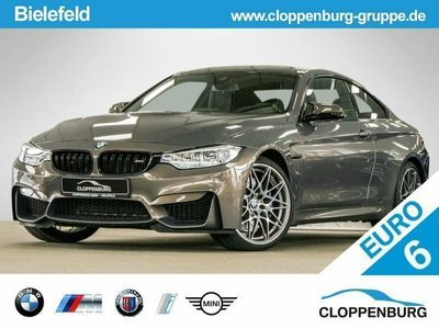 used BMW M4 Coupé M Competition Head-Up HK HiFi DAB