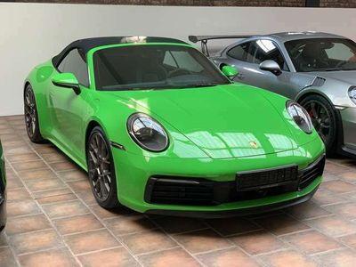 gebraucht Porsche 911 Carrera S Cabriolet *SPORT-CHRONO/ABGAS*21 RS SPYD