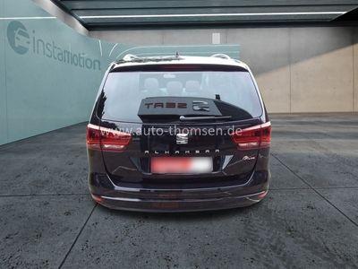 gebraucht Seat Alhambra AlhambraFR 1.4 TSI Navi Keyless SHZ DAB+ Klima