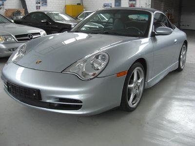 gebraucht Porsche 996 Super Zustand Cabriolet