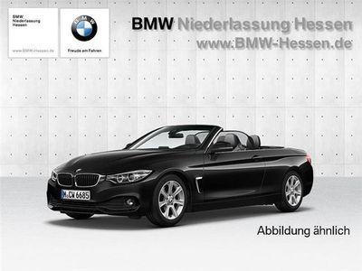 gebraucht BMW 420 d Cabrio Navi Speed Limit Info PDC Remote