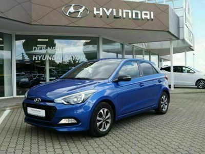 gebraucht Hyundai i20 1.2 Passion