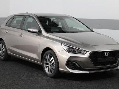 gebraucht Hyundai i30 STYLE KLIMAAUTOMATIK TEMPOMAT PDC ALU BLUETOOTH LKAS DAA AEB