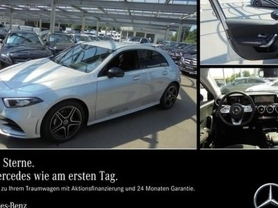 gebraucht Mercedes A200 AMG,Nightp.,PDC,LED,Kamera,Autom.,SHZ