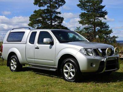gebraucht Nissan King NavaraCab DPF SE