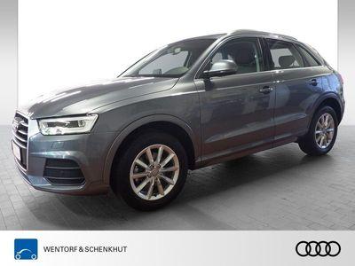 gebraucht Audi Q3 2.0 TFSI quattro S tronic design Navi+ LED APS+