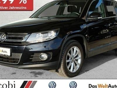 gebraucht VW Tiguan LOUNGE Sport & Style 2.0TDI,Rückfahrkamera,Navi,PDC