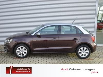 gebraucht Audi A1 Sportback Attraction 1.2 TFSI 63 kW (86 PS) 5-Gang
