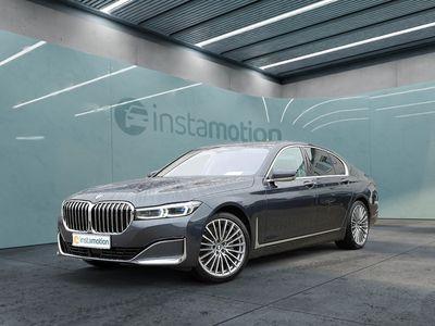 gebraucht BMW 730 730 dA xDrive STANDHZ+LEDER+LASER+NAVI+HUD+H/K