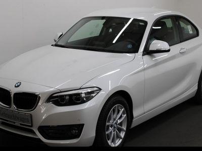 gebraucht BMW 220 i Vollleder Klima