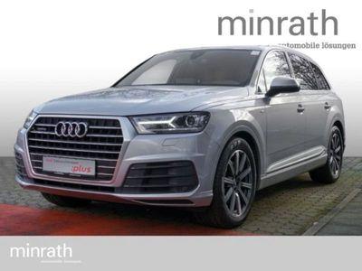gebraucht Audi Q7 3.0 TDI quattro S line Leder Xenon Navi AD e-Sitze Rückfahrkam. AHK