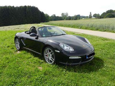 gebraucht Porsche Boxster S SAGA, Bi-Xenon, Approved 06/2021, Service neu