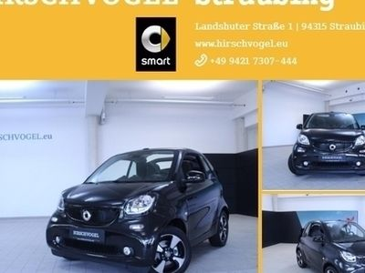 käytetty Smart ForTwo Cabrio 66 kW perfect+Cool&Audio+PDC hi.